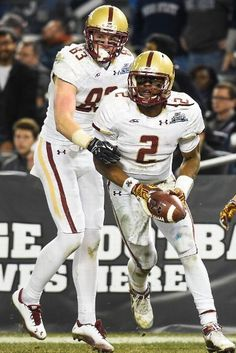 Boston College Eagles vs. Penn State Nittany Lions - Photos - December 27, 2014 - ESPN