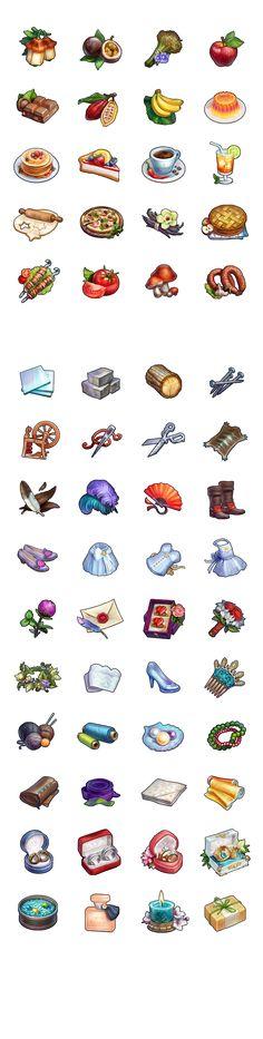 Icons on Behance