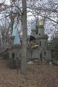 Marylands Enchanted Forest is like Candyland after a neutron bomb strike