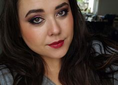 The Black Pearl Blog - UK beauty, fashion and lifestyle blog: Autumn Eyes: MAC Cranberry, Sketch, All That Glitters & Retrospeck