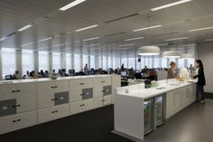 110722 365 700x466 Tour Mindshares New Collaborative London Offices