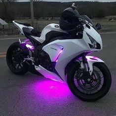 White Honda CBR under fire - # white .- White Honda CBR under ember – # white - Honda Cbr 1000rr, Honda S2000, Honda Ruckus, Moto Bike, Motorcycle Bike, Motorbike Girl, Women Motorcycle, 125cc Motorbike, Purple Motorcycle