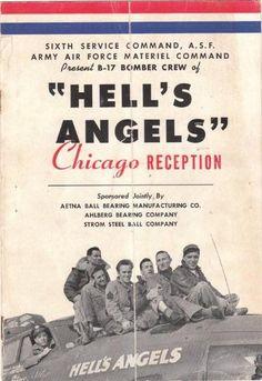 Hell's Angels USA Bond Tour