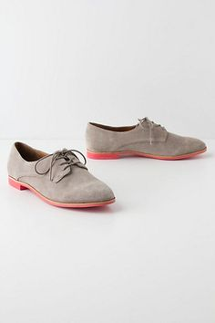 Vivid Beginning Oxfords - Anthropologie.com