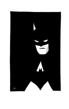 Batman - Minimalist