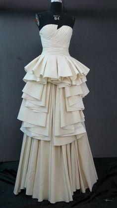 服装设计-立体剪裁 其他 其他设计欣赏 - 设计佳作欣赏 - 站酷 (ZCOOL)