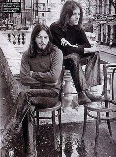 David Gilmour-Pink Floyd | Happy Alone