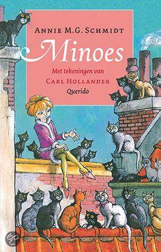 Minoes van Annie M.G. Schmidt (auteur) en Carl Hollander (illustrator) (middenbouw)
