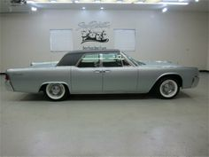 1962 Lincoln Continental Four Door Hardtop