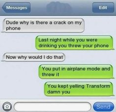 19 Hilarious Drunk Text Fails - So Srunk | Memes