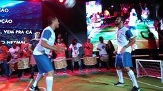 apresentações futebol freestyle em eventos em todo o Brasil humor e circo produtora