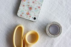 Washi tape your iPhone