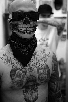 gangsta style bandana - Recherche Google