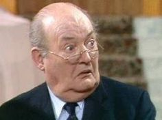 Hear is one of the best actors in the early years of Are You Being Served. I… British Sitcoms, British Comedy, Are You Being Served, Bbc Tv Shows, Keeping Up Appearances, British Humor, Comedy Tv, Classic Tv, Humor
