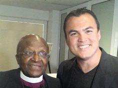 Archbishop Tutu and me