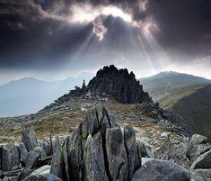 Glyder Fach, Snowdonia, North Wales Landscape Photos, Landscape Photography, Nature Photography, Hiking Photography, Photography Tips, Wales Uk, North Wales, Wales Snowdonia, Anglesey