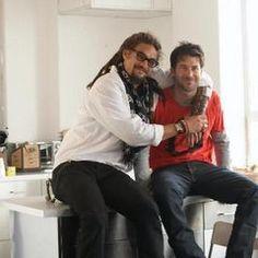 Joe Flanigan & Jason Mamoa