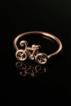 bike ring to remember your missionary
