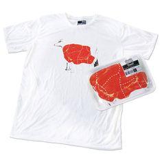 25 Creative T-shirt Packaging Design Examples - Packaging Insider Clever Packaging, Shirt Packaging, Clothing Packaging, Product Packaging, Packaging Ideas, Innovative Packaging, Creative Shirts, Cool T Shirts, Tee Shirts