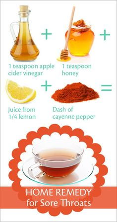 Natural Remedies for Nasal Congestion, Sore Throat and Aching Muscles