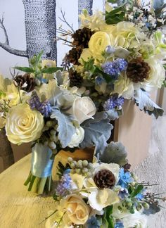 Worcester florists - Sprout: I Like a Winter Wedding