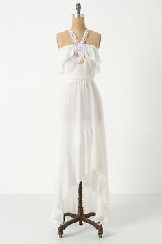 Ardastra Maxi Dress, it's definitely out of my price range, but it's pretty to look at! #anthropologie