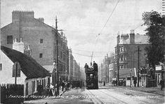 Main Street Shettleston Main Street, Street View, Glasgow Scotland, Maine, Louvre, Black And White, History, Photography, Travel