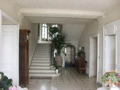 Late 19th century residence overlooking the Loire - properties with sea view - in Normandie, Bretagne, North, Perche (France)