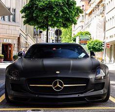 Image via We Heart It https://weheartit.com/entry/164332013 #cars #classy #expensive #luxurious #luxury #mercedes #rich #luxurycar #matteblack #expensivecar #classystyle #goldcar #luxuriouscar #luxurystyle #blackmercedes #luxurycars #matteblackcar #classycar