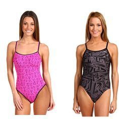 Stylish and Sporty One-Piece Swimsuits For Summer