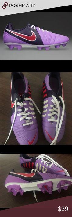 Nike women 7 soccer cleat trequartista girls 5y
