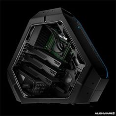 Each Area-51 system will be overclocked and liquid cooled and will run Intel…