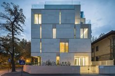 Mora Residential Building - Picture gallery