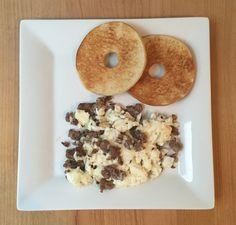 6 point breakfast #determined #weightwatchers