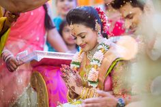 You can find the best wedding photographers, top wedding makeup artists, finest wedding decorators, top wedding planners, bridal stylists & affordable jewellery rentals Wedding Types, Wedding Bride, Wedding Gold, Bridal Makeover, Wedding Consultant, Indian Bridal Makeup, Bridal Blouse Designs, Indian Wedding Photography, South Indian Bride