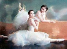 WATERCOLOR by Liu Yi (China).