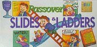 Amazon.com: Passover Slides and Ladders Board Game: Toys & Games