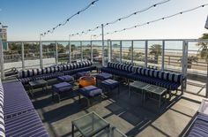 Rooftop Bar at Shangrila in Santa Monica - Suite 700 / Dining & Nightlife / Home - Plain site
