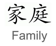 Tattoo Symbols | Family