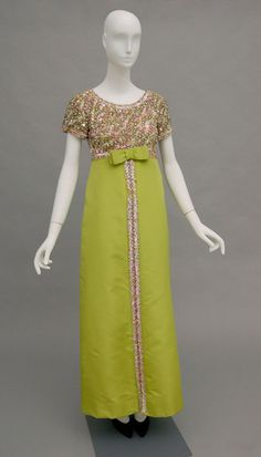Dress  Valentino, 1960s  The Philadelphia Museum of Art