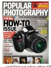 Free Magazine Subscription - Popular Photography