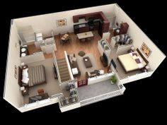 2 bedroom, 2 bath 1185 sf apartment at Springs at Winchester Road in Lexington, KY. This apartment comes with 2 large walk-in closets, a washer and dryer and a spacious living room.