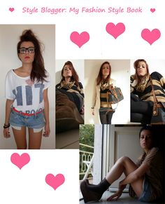 Style Blogger: My Fashion Style Book