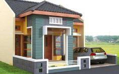 Tampak Depan Rumah Minimalis 1 Lantai Terbaru Model Terbaru