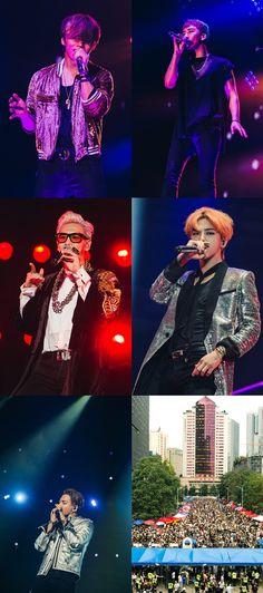 BIGBANG 2015 WORLD TOUR 'MADE' in Chengdu ニュース写真 BIGBANG(ビッグバン)G-DRAGON(クォン・ジヨン)、T.O.P(チェ・スンヒョン) TAEYANG(SOL:テヤン:トン・ヨンベ)、DAESUNG(テソン:D-LITE)、スンリ(V.I:SEUNGRI) 2015.08.14 BIGBANG 2015 WORLD TOUR 'MADE' in Chengdu(成都)