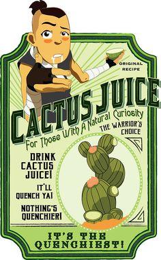 Drink Cactus Juice