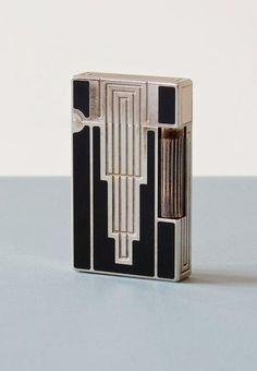 1930 Art Deco Dupont Lighter