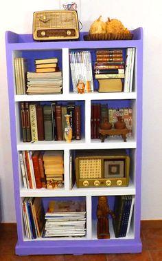 Tutorial mueble de cartón, librería mega resistente, manualidades baratas con reciclaje   Manualidades