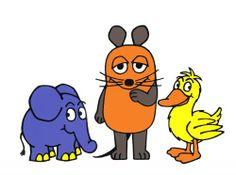 Die Sendung mit der Maus - mit Armin, Christoph und dem grünen Pulli.