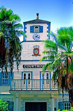 HDR Old Court House in Phillipsburg.  St Maarten. Photo by CristalArt, via Flickr.